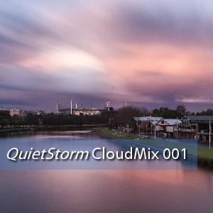 QuietStorm  CloudMix 001 (Aug 27, 2017)