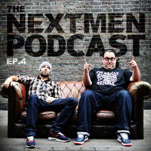 The Nextmen Podcast Episode 4