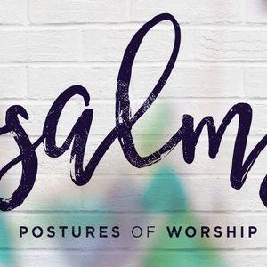 Psalms (Week 6) - July 10, 2016 (Audio)