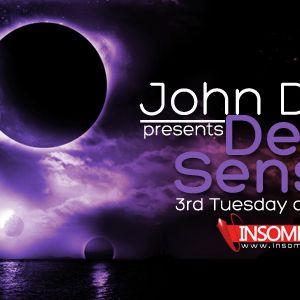 John D - Deep Senses on Insomniafm 19-02-2013