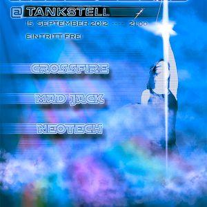 Kurzschluss @ Tankstell 15.09.2012 (00:45-02:00), Set 3 by DJ Mad Jack