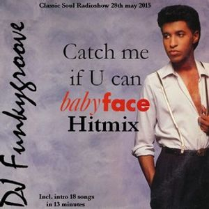 DJ Funkygroove Babyface Catch me if you can Hitmix