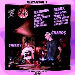 PFJcast vol.3 Cheros & Sheemy - 15 unreleased tracks 2016