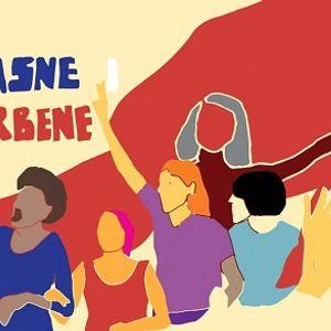 Radio Borba - 8. mart / Marš / Refugee radio - 5.3.19