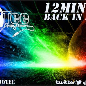 Dj Q-Tee - 12Min Back In Past Mix