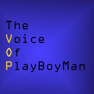 Voice Of PlayBoyMan - Please blog responsibly, Dumbass.