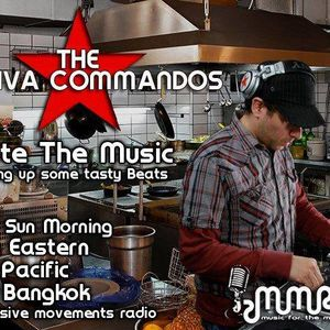 Taste The Music Radio Show (Aired April 6, 2014)