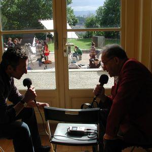 Lionel MARCHETTI à la Villa Gillet, (Compositeur, Grand Entretien)