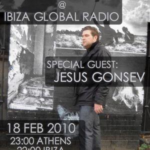 ETOKA SESSION ON IBIZA GLOBAL WITH JESUS GONSEV