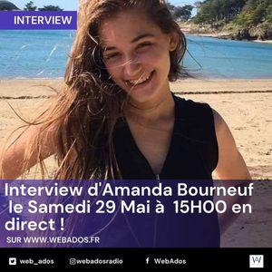 Interview Amanda Bourneuf 29-05-21