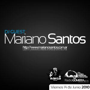 B4 D@ Club - Viernes 21 DJ Guest Mariano Santos