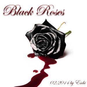 Black Roses - deep house, electro - Mix 02.2014 by Eschi
