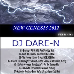New Genesis 2012 Feb.18 Part 1
