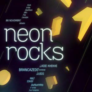 neon rocks crass minimix!
