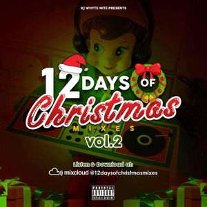 11th day of christmas mixes vol 2 w dj danny boy