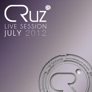 Cruz Live Session July 2012
