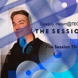 DeeJay Heart@TEG - The Session Three (11.09.2011)