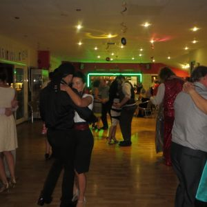 'Hairspray' End of Summer Salsa Ball in Cornwall 2013-09-29
