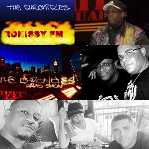 THE CHRONICLES -ROKISSY FM 7/16/17-DJ MIXX -DJ SNUU-KAMPALA UGANDA -NEW BOOM BAP
