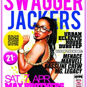 Swagger Jackers (the Mixtape mixed by DJ MENACE)