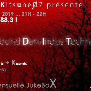 JUKEBOX -  Underground Dark Indus Techno - Kitsune 07