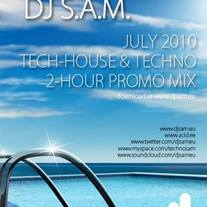 DJ S.A.M. Tech 8.07.2010 Mixtape