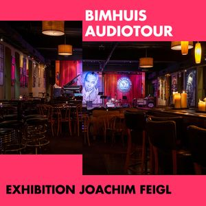 "BIMHUIS Audiotour Exhibition ""In Another Silent Way"" Joachim Feigl"