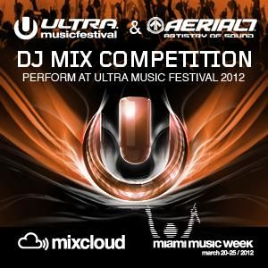 Ultra Music Festival & AERIAL7 DJ Competition - 5th Melo