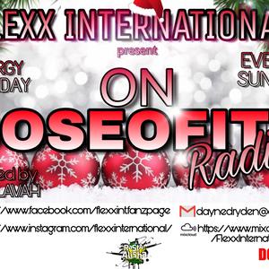 FLEXX INTERNATIONAL SOUND LIVE AUDIO RECORDING ON DOSEOFIT RADIO pt 43 2016