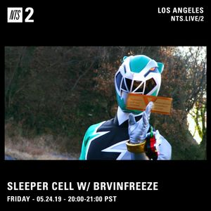 Sleeper Cell w/ Brvinfreeze - 24th May 2019