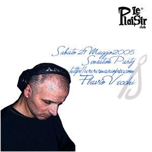 21.05.2005 LELE PASINI@Mazoom/Le Plasir club