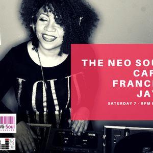 Neo Soul Cafe w / Frances Jaye - 24.06.17