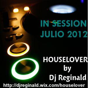 Dj Reginald - Session Julio 2012
