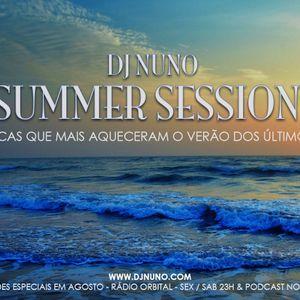 69# DJ Nuno Summer Sessions - 25 Ago 2012