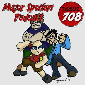 Major Spoilers Podcast #708: The Annual We Let Matthew Talk Power Rangers Episode