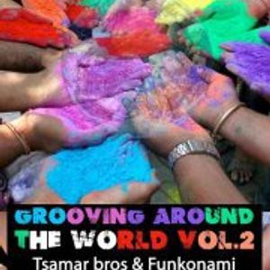 Shaken Not Stirred presents GROOVING AROUND THE WORLD VOL.2 ft. dj Funkonami (07-12-2011)