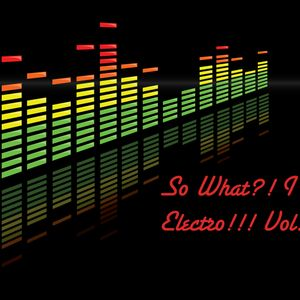 So What?! I Love Electro Vol. 3