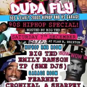 Supa Dupa Fly 90s Hiphop Plan B 07.12