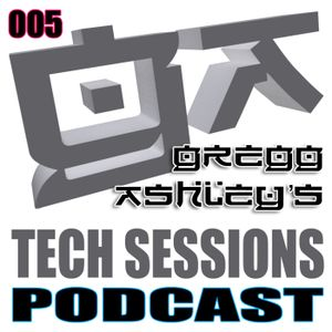 Gregg Ashley's Tech Sessions - Episode 005