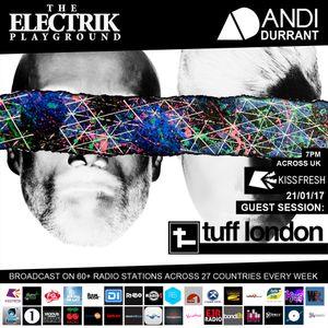 Electrik Playground 21/1/17 inc Tuff London Guest Session