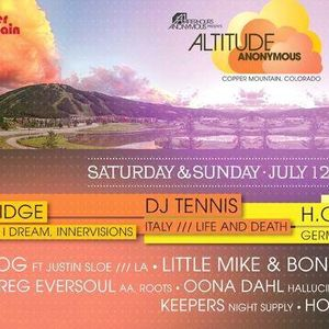 Greg Eversoul Live at Altitude Festvial July 12, 2014