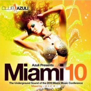Club Azuli 2010 Mixed by  ~ D I C E ~