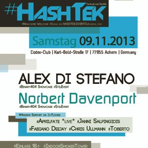 Aprilfate_Live_#HashTek_09112013_@CodexClub_Germany_Podcast