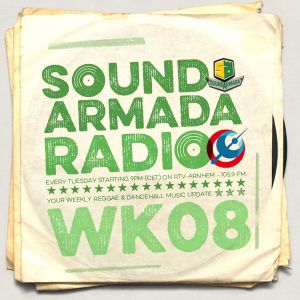 Sound Armada Radio Show Week 08 - 2015