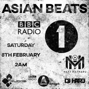 BBC Radio One Guest Mix - DJ Harj Matharu