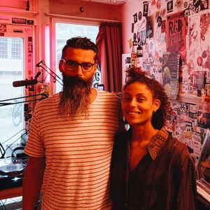 Dekmantel Radio 181 w/ Vladimir Ivkovic & Suze Ijó 08-16-2019