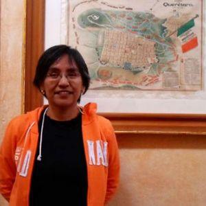 Coloquio INAH y Sociedad. Querétaro. Dra Lezama