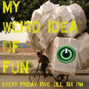 My Weird Idea of Fun with Cad Taylor on IO Radio 060516