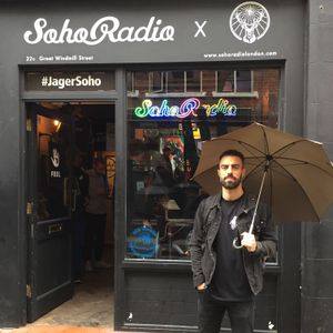 DRM RLL PLS - Soho Radio - August 2018