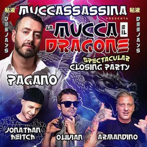 Groovetonic,Olivian@Nr.22 Live from Muccassassina Closing Party 26.05.2017